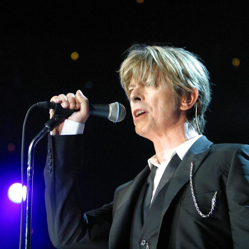 David Bowie Poster 1995 Montreux Jazz Festival