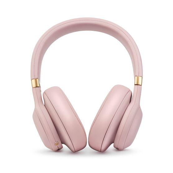 Casque JBL E55BT, Pink, Quincy Edition
