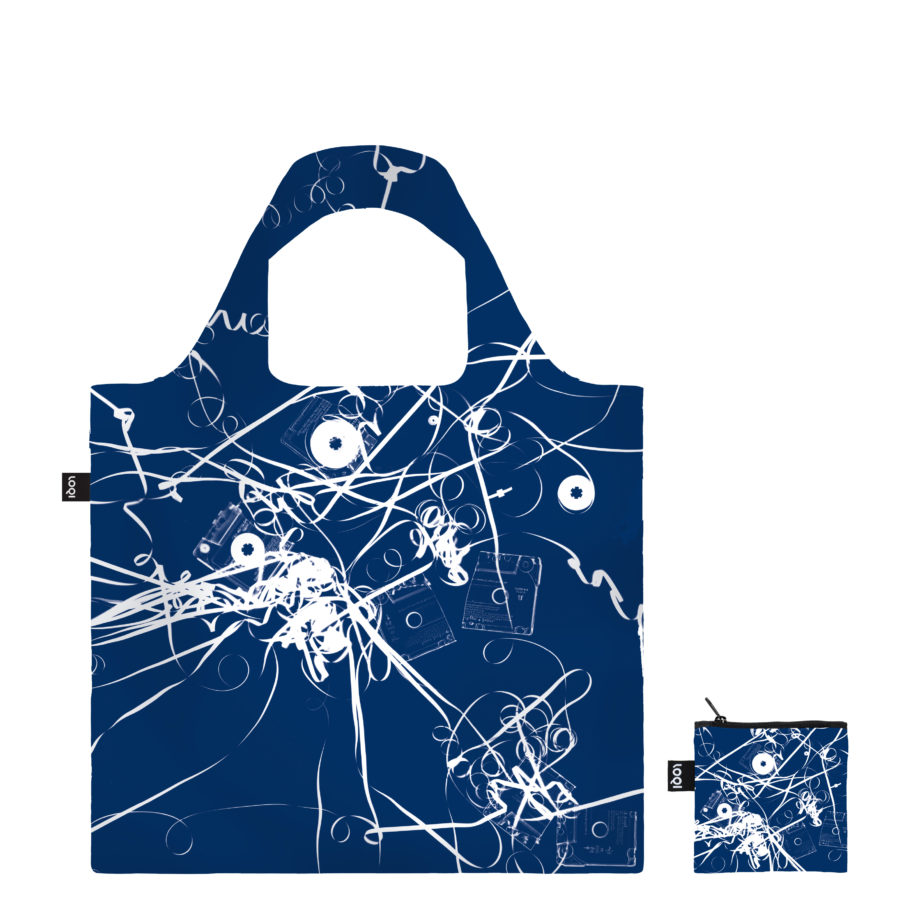 Sac Shopping « LOQI » Christian Marclay 2018 Montreux Jazz Festival