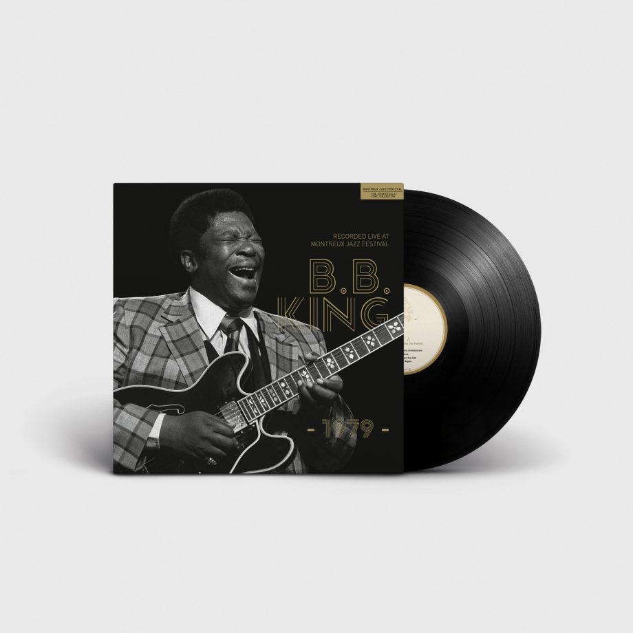 Vinyle B.B. King, Live at Montreux Jazz Festival, 1979