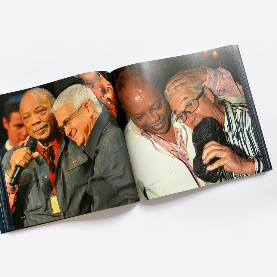 My Montreux Livre des 350 pages sur le Montreux Jazz Festival
