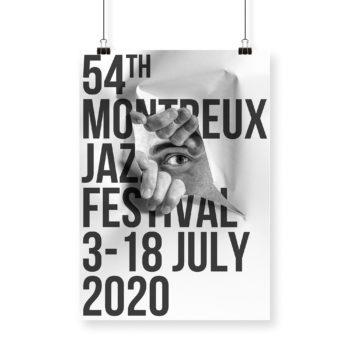 Poster JR 2020 Montreux Jazz Festival