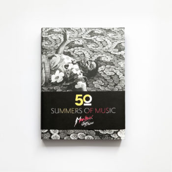 Livre 50 Summer of Music Montreux Jazz Festival