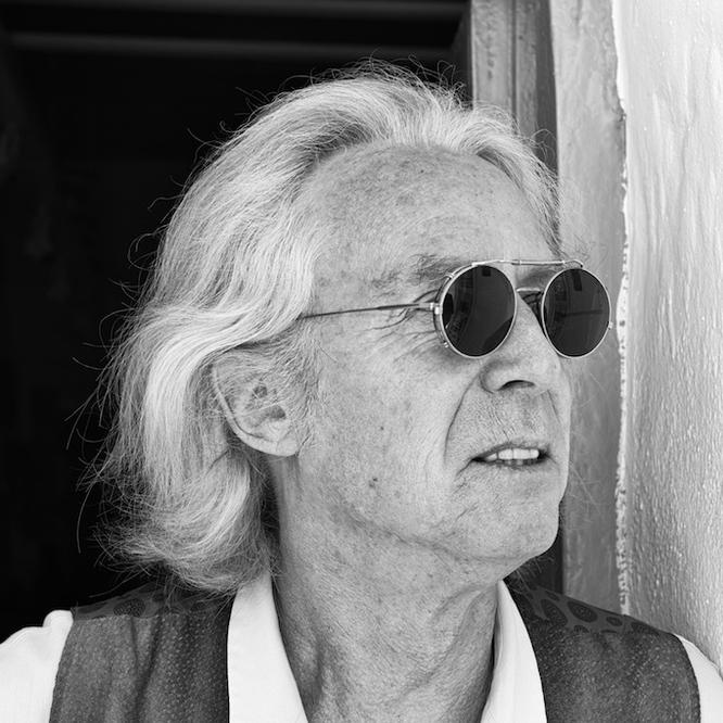 Richard James North 2002 Montreux Jazz Festival