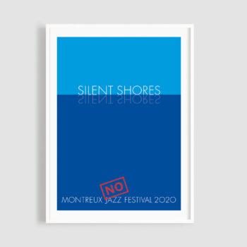 MJF20 Silent Shores 50x70 Frame - Per Arnoldi