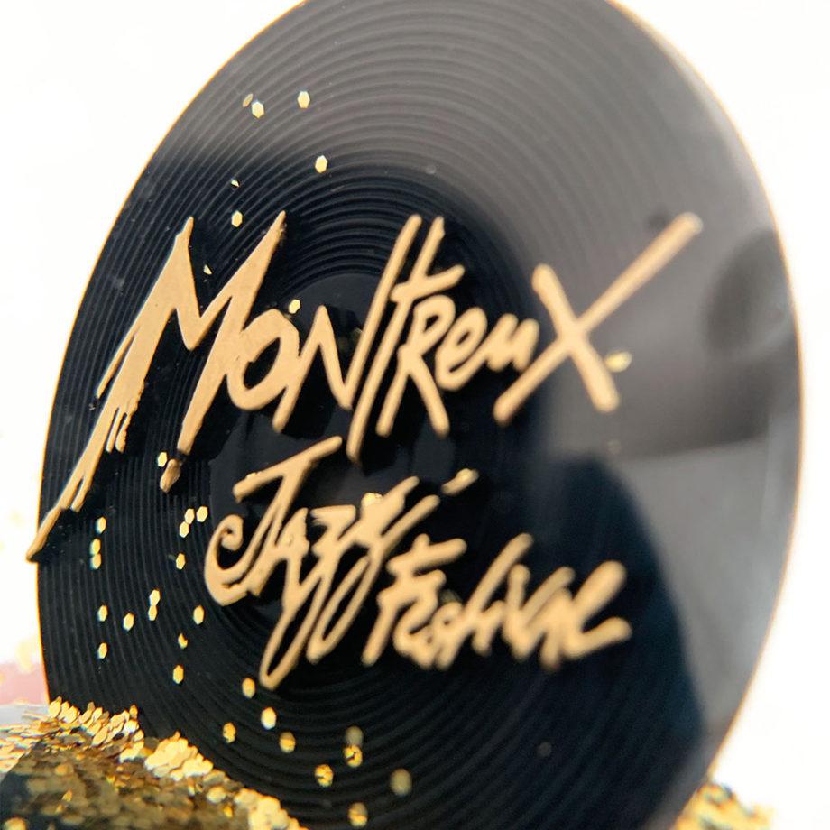 Boule a neige vinyl - Montreux Jazz Festival