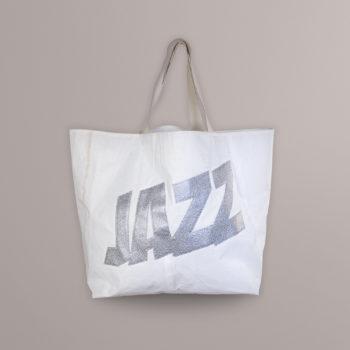 Sac en bache de voile recyclé Jazz Montreux Jazza Festival