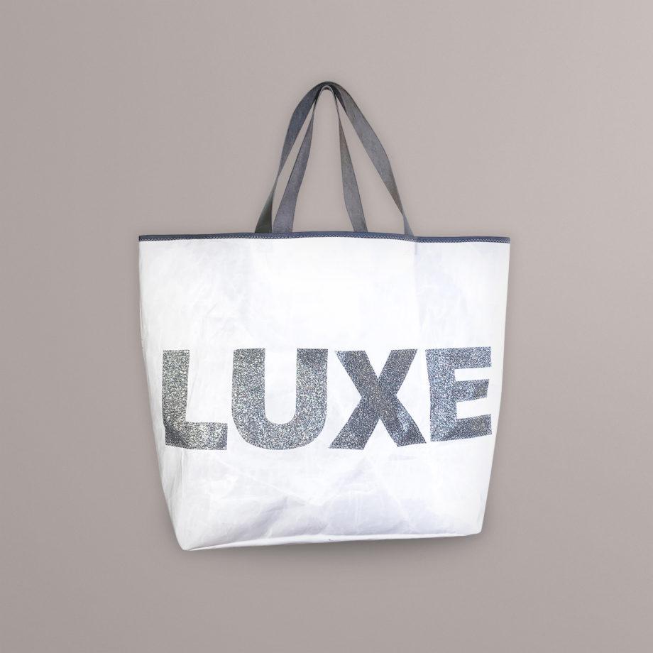 Sac Luxe en bâche de voile recyclé Jazz Montreux Festival