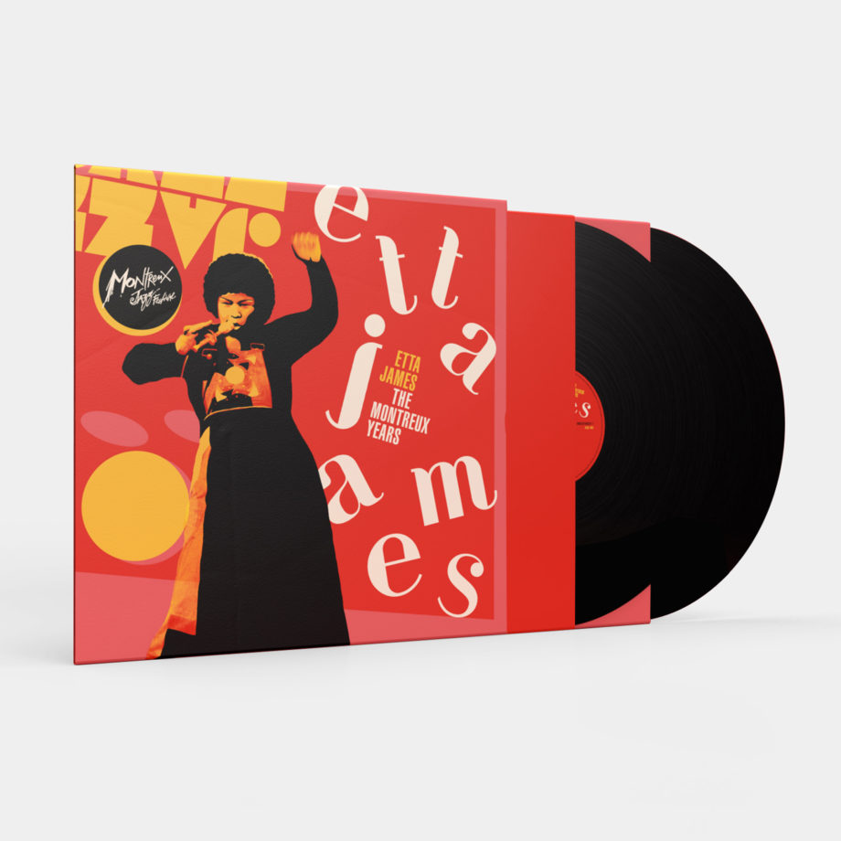 Etta James - The Montreux Years - Double Vinyl