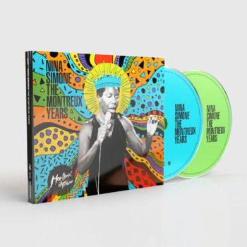 Nina Simone - The Montreux Years - Double CD Album
