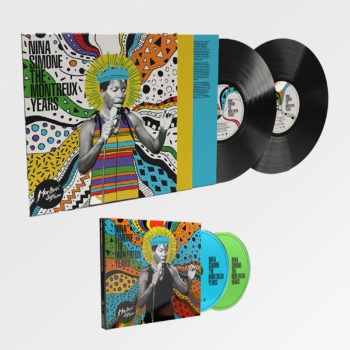 Nina Simone - The Montreux Years - Double CD Album + Double Vinyl