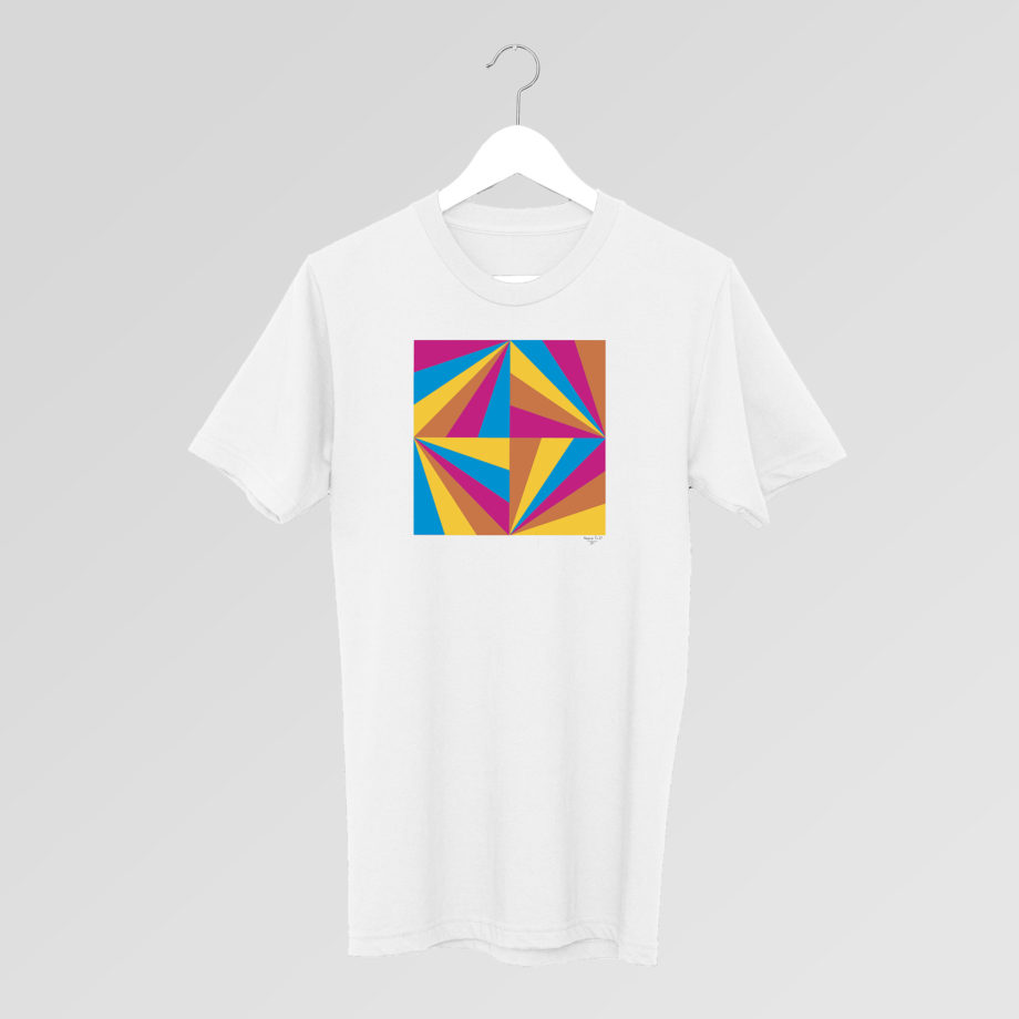 T-shirt Max Bill Montreux Jazz Music Festival