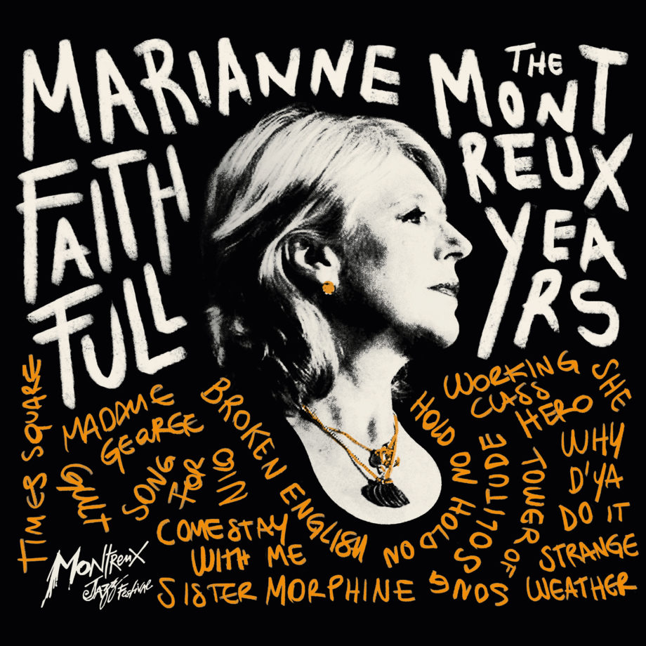 Marianne Faithfull - The Montreux Years - Music Festival - Double CD