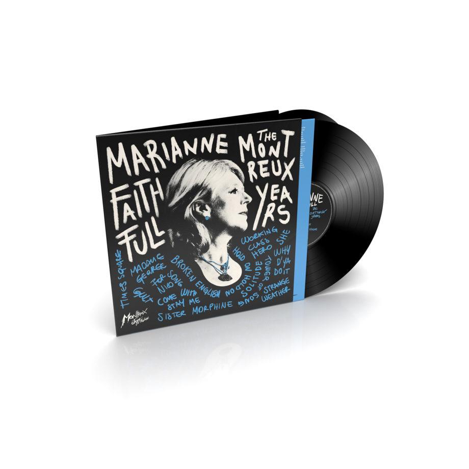 Marianne Faithfull - The Montreux Years - Music Festival - Double Vinyl