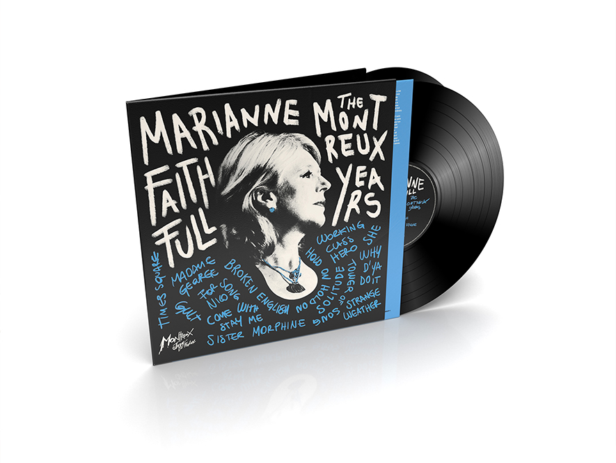 Marianne Faithfull - The Montreux Years - Double Vinyl